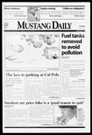 Mustang Daily, February 2, 1999