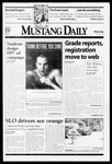 Mustang Daily, February 3, 1999
