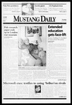 Mustang Daily, February 9, 1999