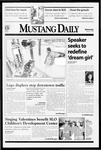 Mustang Daily, February 10, 1999