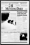 Mustang Daily, February 18, 1999