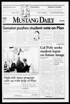 Mustang Daily, February 25, 1999