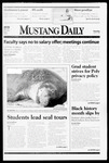 Mustang Daily, March 2, 1999