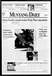Mustang Daily, March 8, 1999