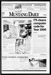 Mustang Daily, March 9, 1999