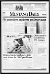 Mustang Daily, March 10, 1999