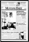 Mustang Daily, March 11, 1999
