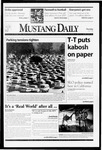 Mustang Daily, April 1, 1999