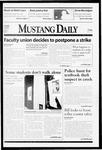Mustang Daily, April 2, 1999