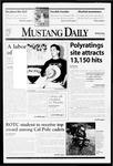 Mustang Daily, April 7, 1999