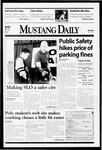 Mustang Daily, April 12, 1999