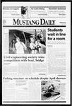 Mustang Daily, April 14, 1999