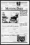 Mustang Daily, April 19, 1999