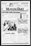 Mustang Daily, April 20, 1999