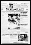 Mustang Daily, April 22, 1999