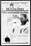 Mustang Daily, April 27, 1999
