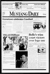 Mustang Daily, May 3, 1999