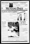 Mustang Daily, May 5, 1999