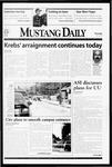 Mustang Daily, May 13, 1999
