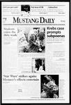 Mustang Daily, May 17, 1999
