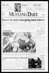 Mustang Daily, May 20, 1999