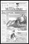 Mustang Daily, May 21, 1999