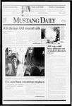 Mustang Daily, May 24, 1999
