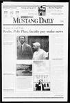Mustang Daily, June 4, 1999