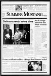 Summer Mustang, July 1, 1999