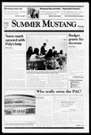 Summer Mustang, July 29, 1999