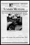 Summer Mustang, August 12, 1999