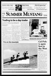 Summer Mustang, August 26, 1999