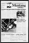 Mustang Daily, September 30, 1999