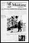 Mustang Daily, October 4, 1999