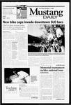 Mustang Daily, October 7, 1999