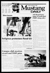 Mustang Daily, October 8, 1999