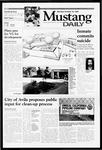 Mustang Daily, October 18, 1999