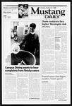 Mustang Daily, October 19, 1999