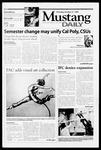 Mustang Daily, October 21, 1999