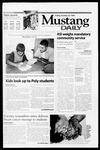 Mustang Daily, October 22, 1999