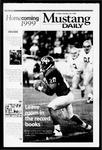 Mustang Daily, October 29, 1999