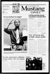 Mustang Daily, November 9, 1999