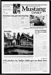 Mustang Daily, November 29, 1999