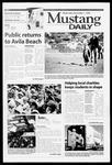Mustang Daily, December 1, 1999