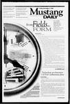 Mustang Daily, December 3, 1999