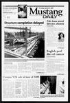 Mustang Daily, January 6, 2000