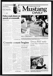 Mustang Daily, January 10, 2000