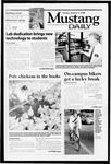 Mustang Daily, January 11, 2000