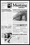 Mustang Daily, January 12, 2000