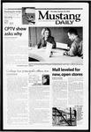 Mustang Daily, January 20, 2000